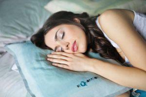 enough sleep at night